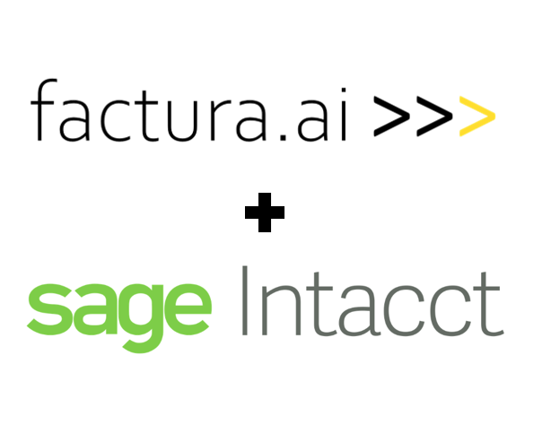 Sage Intacct Integration Announcement